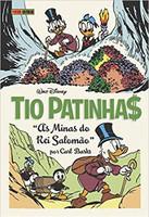 Coleção Carl Barks Vol. 5 - Tio Patinhas: As Minas Do Rei Salomão