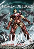 Homem de Ferro - Vírus - Volume - 5