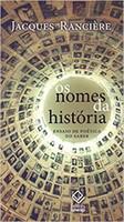 Os nomes da história: Ensaio de poética do saber