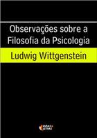 Observações sobre a filosofia da psicologia