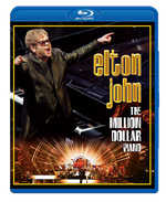 Elton John - The Million Dollar Piano - Blu-Ray