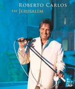 Roberto Carlos Em Jerusalém - Blu-Ray 3D