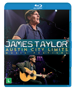 James Taylor - Austin City Limits - Music Festival - Blu-Ray