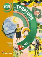 Moderna Plus - Literatura - Tempos, Leitores E Leituras - Parte I - Vol. Único
