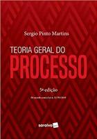 Teoria Geral Do Processo - 5ª edição de 2020