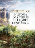História das terras e lugares lendários