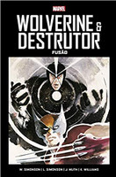 Wolverine E Destrutor: Fusão (marvel Vintage)