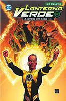 Lanterna Verde - A Guerra dos Anéis - Volume 1