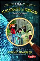 O clube dos caçadores de códigos: o mistério do tesouro do pirata