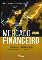 Mercado Financeiro: Programação E Soluções Dinâmicas Com Microsoft Office Excel 2016 E Vba