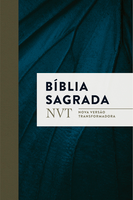 Bíblia Nvt Sagrada - Azul Marinho