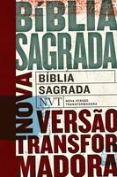 Bíblia Nvt Sagrada - Tipos (Letra Normal, Brochura Com orelhas