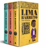 Lima Barreto . Obra Reunida - Caixa (Português)
