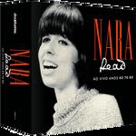 Box Nara Leão - Ao Vivo Anos 60, 70, 80 - 4 Discos
