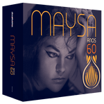 Maysa - Anos 60 - Box Com 5 CDs