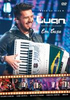 Luan Forró Estilizado - Em Casa - DVD