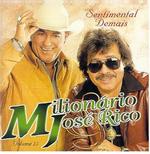 Milionário e José Rico - Vol 25 - Sentimental Demais (CD