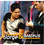 Jorge e Mateus - O Mundo é Tão Pequeno (CD