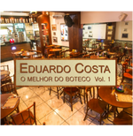 Box Eduardo Costa - O Melhor do Boteco (Vol. 01) (CD