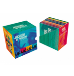 Jackson do Pandeiro - O Rei do Ritmo (CD) Box Com 6 Cds Duplos e 3 Cds Simples
