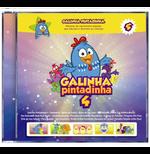 Galinha Pintadinha 4 (CD)