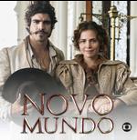 Novo Mundo - Instrumental - Trilha Sonora da Novela (CD
