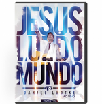 Daniel Ludtke - Jesus Luz do Mundo (CD) + (DVD