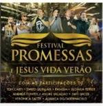 Festival Promessas E Jesus Vida Verão (CD)