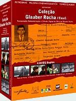 COLEÇAO GLAUBER ROCHA (4 DVDS DUPLOS)