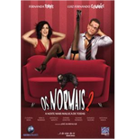 NORMAIS 2, OS (BLU-RAY)