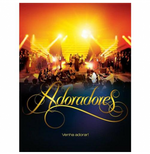 Adoradores - Ao Vivo (box) (CD)