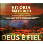 Vitória Em Cristo (CD)