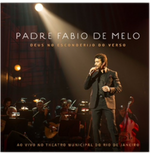 Padre Fabio De Melo- Deus No Esconderijo Do Verso (CD)