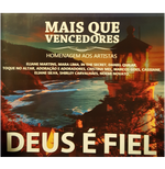 Mais Que Vencedores (CD)