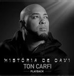 Ton Carfi - História de Davi - Playback (CD)