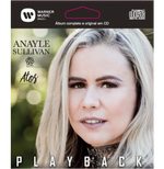 Anayle Sullivan - Atos Playback - Epack (CD)
