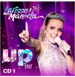 Larissa Manoela - Up Tour (Vol. 1) (CD)