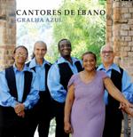 Cantores de Ébano - Gralha Azul  (CD)
