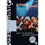 O GRANDE ENCONTRO 3 AO VIVO  dvd