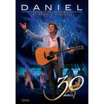 Daniel 30 Anos O Musical  dvd