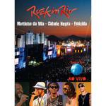 Martinho Da Vila, Cidade Negra E Emicida - Rock In Rio Ao Vivo  dvd