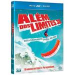 Alem Dos Limites 3d - Blu Ray