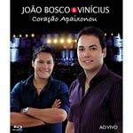 João Bosco e Vinícius - Coração Apaixonou - Ao Vivo blu ray