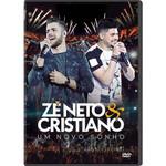 Zé Neto E Cristiano - Um Novo Sonho dvd
