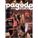 DVD Pagode Do Exalta Ao Vivo Original