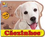 Animais bebês - toque e sinta: cãezinhos (Português) Livro cartonado