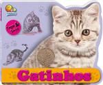 Animais bebês - toque e sinta: gatinhos (Português) Livro cartonado