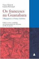 Os Franceses na Guanabara (Português)