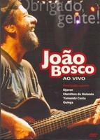 Obrigado, Gente! - João Bosco - DVD
