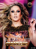Claudia Leitte - Axemusic - ao Vivo - CD + DVD